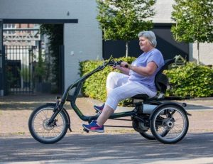 Vélo adapté pour les personnes en situation de handicap