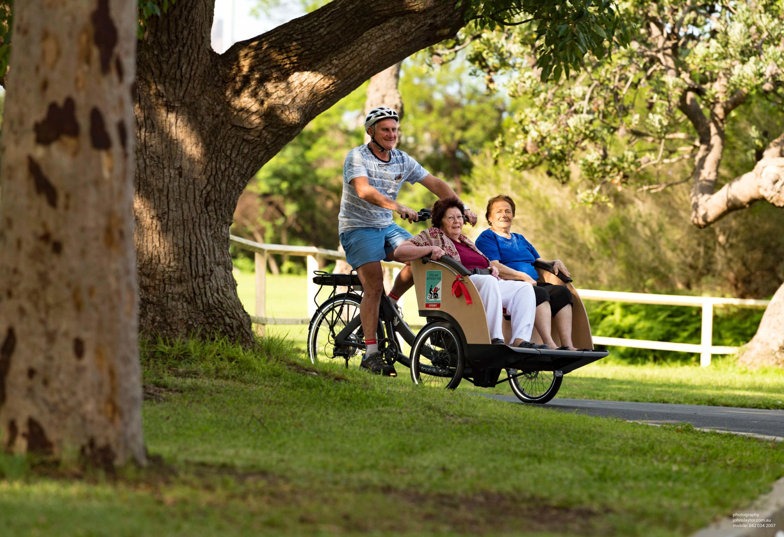 vélos Seniors Nielsen Concept
