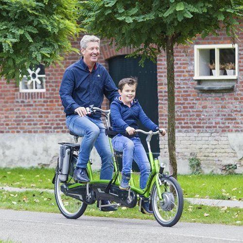 Découvrez les vélos adaptés chez Nielsen Concept !