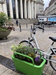 appui vélo Tulip