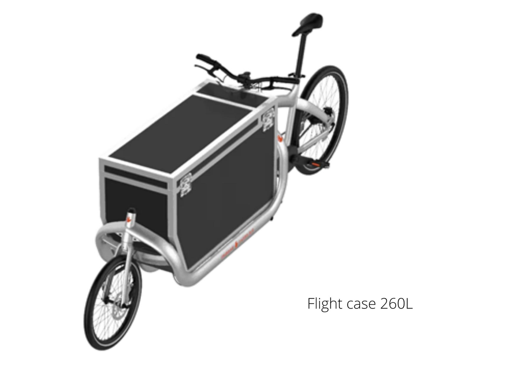 Flight case 260L