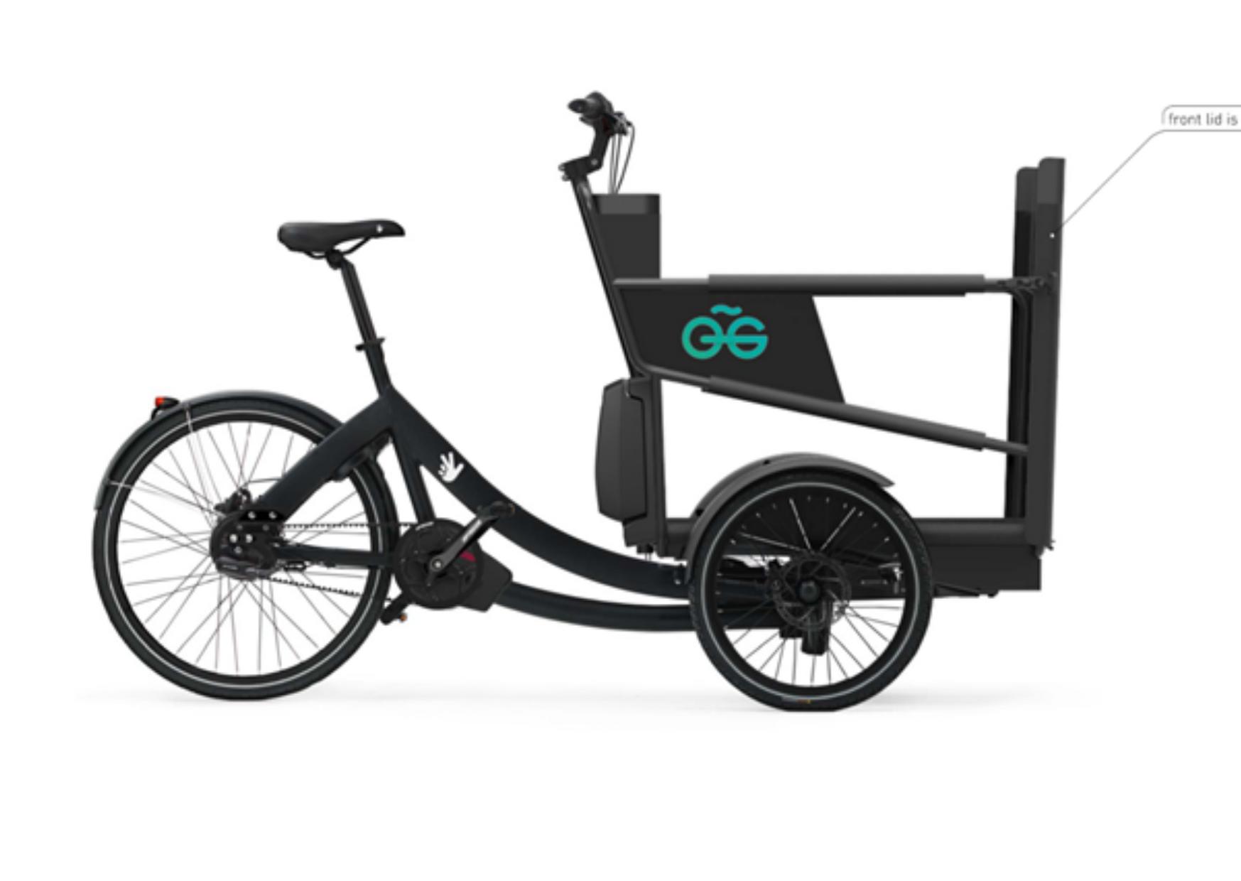 Vélo Cube Triobike